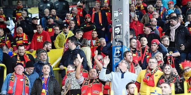 Les Bosniens ont applaudi nos 390 supporters - La DH