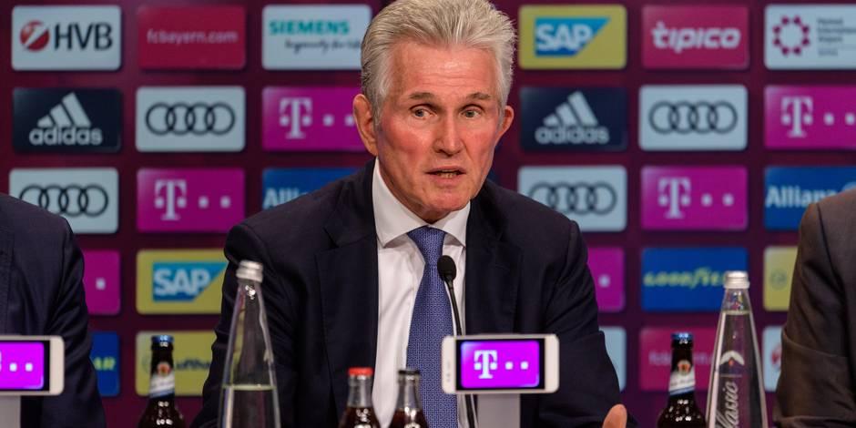 "Bayern Munich: ""je ne voulais plus"" entraîner, assure Heynckes"