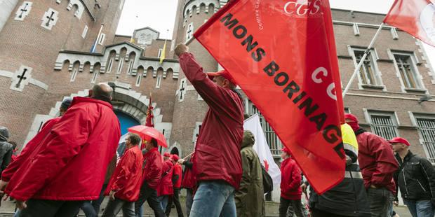 Grève générale de mardi : 1 bus sur 5 circulera dans le Borinage et le Centre - La DH