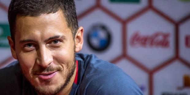 """Diables Rouges: Hazard """"veut battre le record de buts"""", Lukaku est rétabli - La DH"""