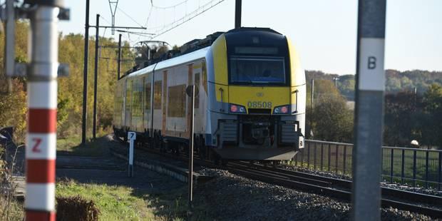 Grève: le rail fortement impacté, les bouchons toujours présents à l'entrée de Bruxelles - La DH