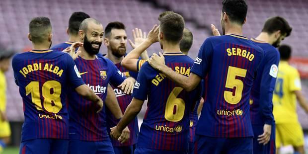 Catalogne: qu'arriverait-il au Barça en cas d'indépendance? - La DH