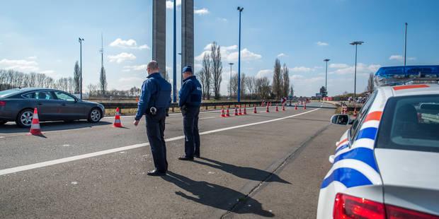 Contrôles des taxes routières dans le Borinage : 33.000 euros de défaut de paiement en une journée - La DH