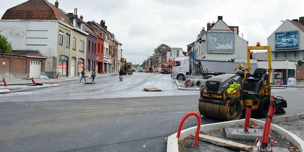 Bonne nouvelle à la porte de Marvis à Tournai - La DH