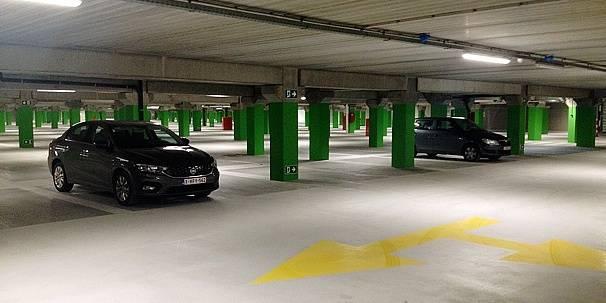 Louvain-la-Neuve: Un parking gratuit mais massivement boudé? - La DH