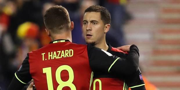 """Les frères Hazard: """"Ensemble en Russie"""" - La DH"""