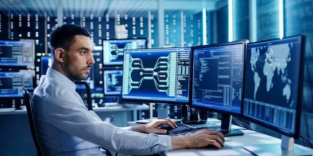Gros succès pour le master en cybersécurité - La DH