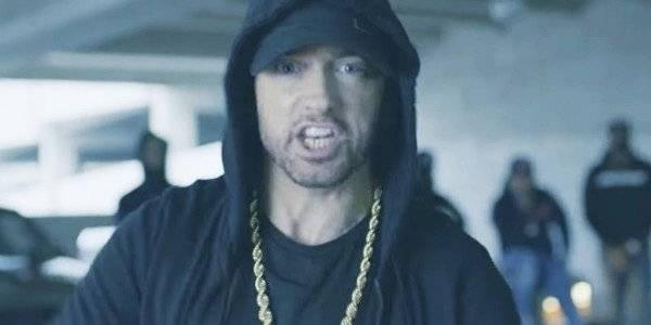 Eminem revient et giffle Trump (VIDEO) - La DH