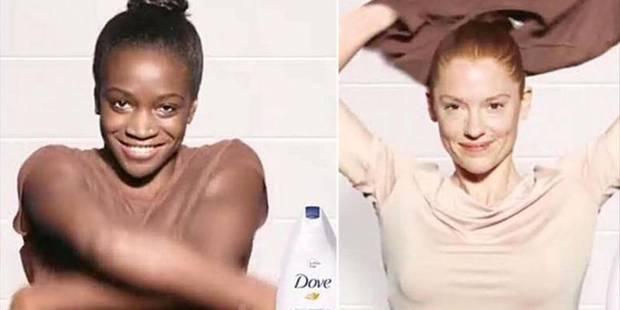 """Pub Dove """"raciste"""" : la mannequin noire n'est """"pas une victime"""" et défend la vision artistique de la marque - La DH"""