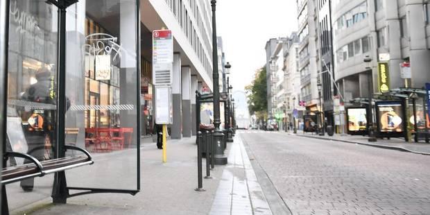 """Bruxelles: """"Le service minimum à la Stib existe déjà dans les faits"""" - La DH"""