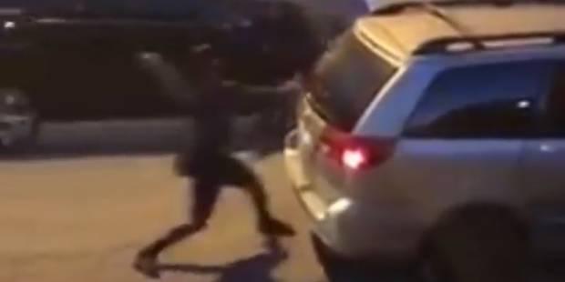 Une dispute entre un cycliste et un automobiliste tourne mal - La DH