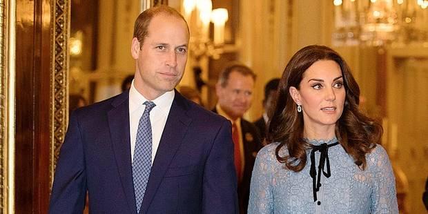 Première sortie officielle pour Kate Middleton depuis l'annonce de sa grossesse - La DH