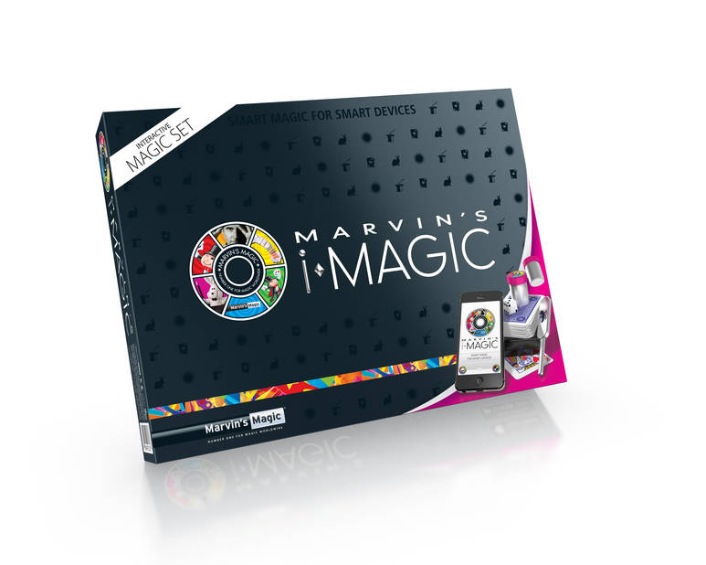 Activités artistiques & créatives :  I-Magic - Marvin's Magic (Beeusaert)