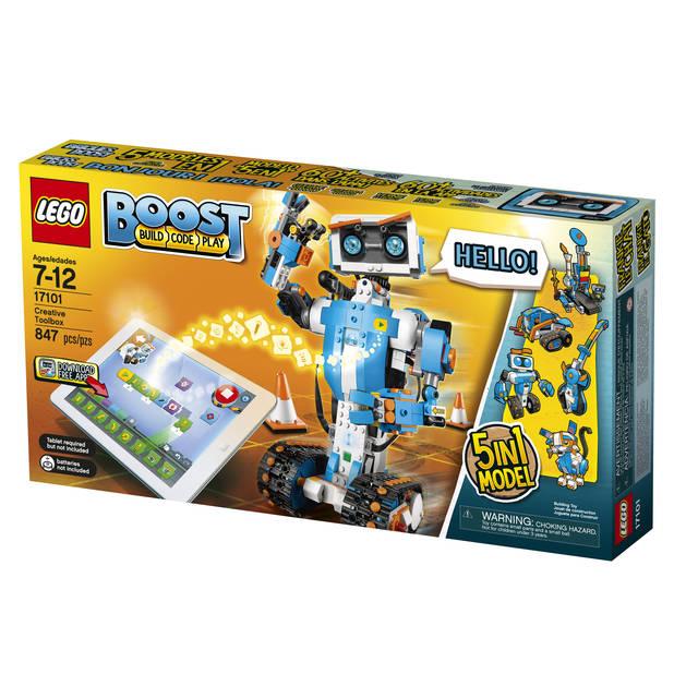 Jeux de construction : Lego Boost - Lego