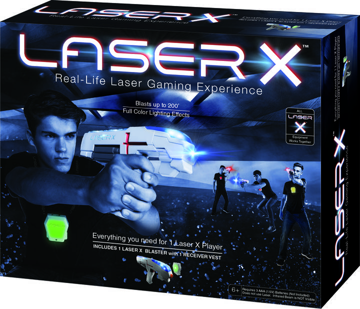 Activités plein air : LASER X double set - NSI