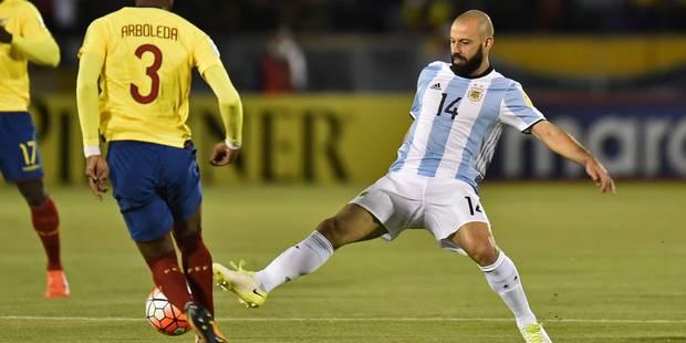 Javier Mascherano prendra sa retraite internationale après le Mondial - La DH