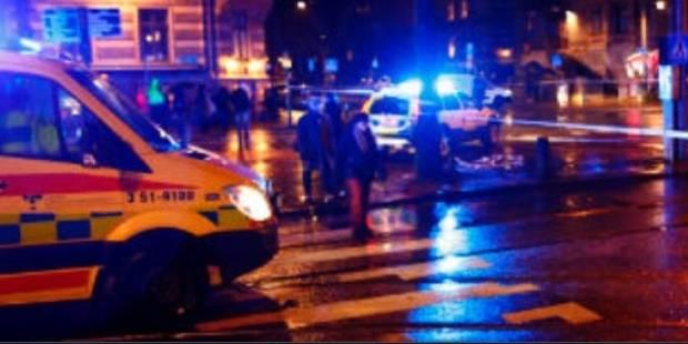 Suède: plusieurs blessés dans une fusillade, la piste terroriste écartée - La DH