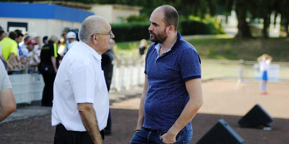 """Josselin Croisé, le directeur général de Tubize, se confie: """"Les joueurs et staff ont notre confiance"""""""