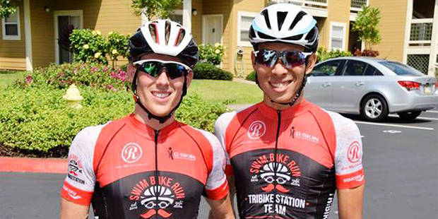 Triathlon: Deux Brabançons wallons à Hawaï - La DH