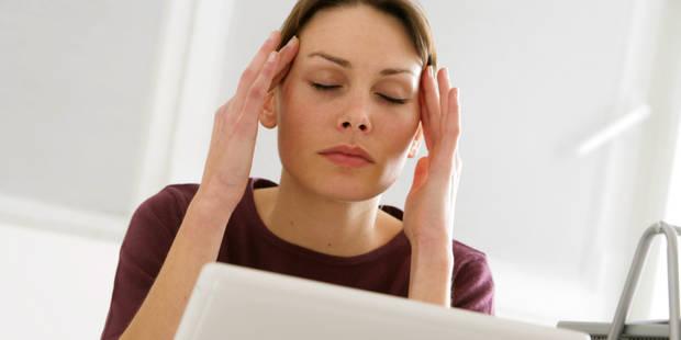 """Challenge """"mieux-être au travail"""" : 10 conseils pour détendre notre système nerveux - La DH"""
