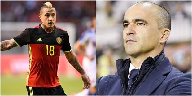"""Martinez: """"Pas reprendre Nainggolan sous la pression"""" - La DH"""