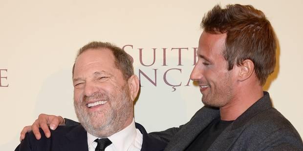 Scandale Harvey Weinstein: la série avec Matthias Schoenaerts et Robert de Niro annulée - La DH