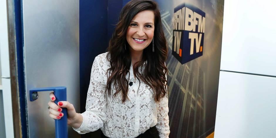 Dans les coulisses de BFMTV avec Daniela Prepeliuc - La DH