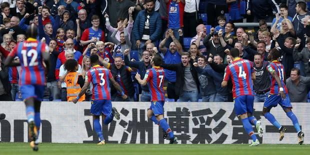 Après 8 journées, Crystal Palace marque le premier but de sa saison - La DH