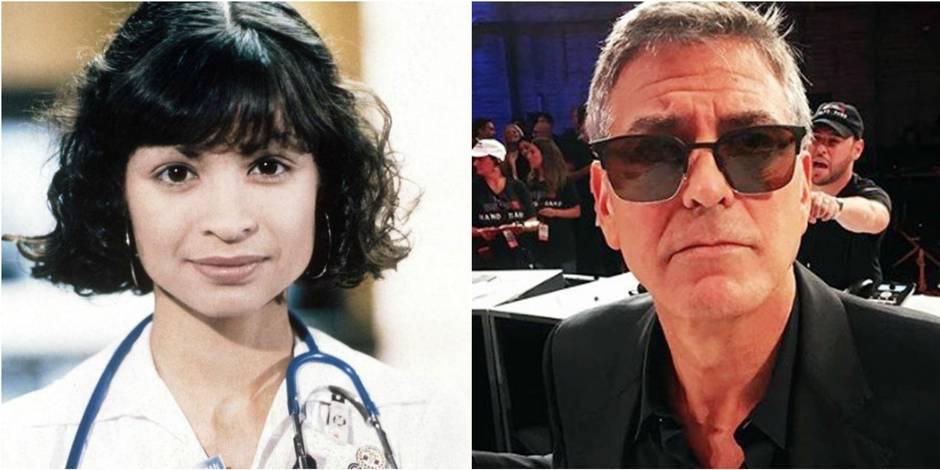 George Clooney montré du doigt après le scandale Weinstein