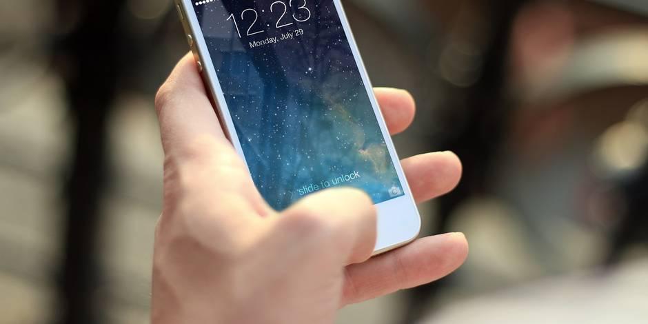 Smartphone, tablette et clavier d'ordinateur : quel manque d'hygiène !