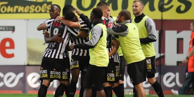Charleroi réalise son meilleur début de saison depuis 49 ans - La DH