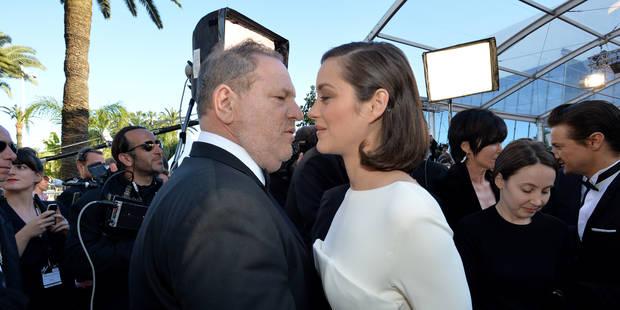 Marion Cotillard réagit aussi au scandale Weinstein - La DH