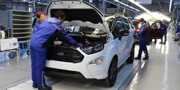 Le Ford EcoSport désormais construit en Europe - La DH