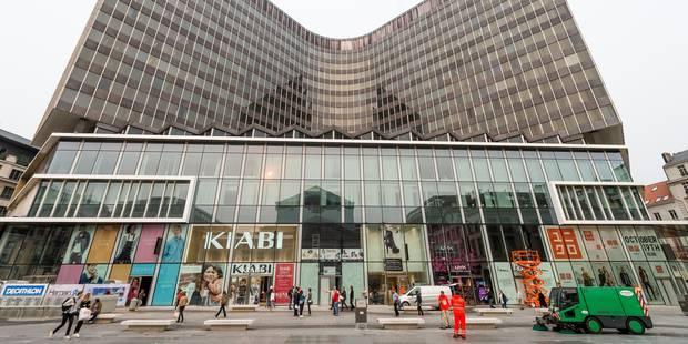 Bruxelles: voici le nouveau centre commercial du piétonnier - La DH