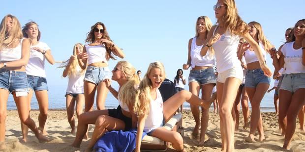 Miss Belgique: Elles ont osé Charm-el-Sheikh ! - La DH