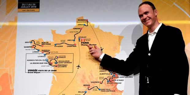 """Tour de France 2018: Froome craint les """"neuf premiers jours"""", """"le Tour le plus dur"""", selon Cavendish - La DH"""