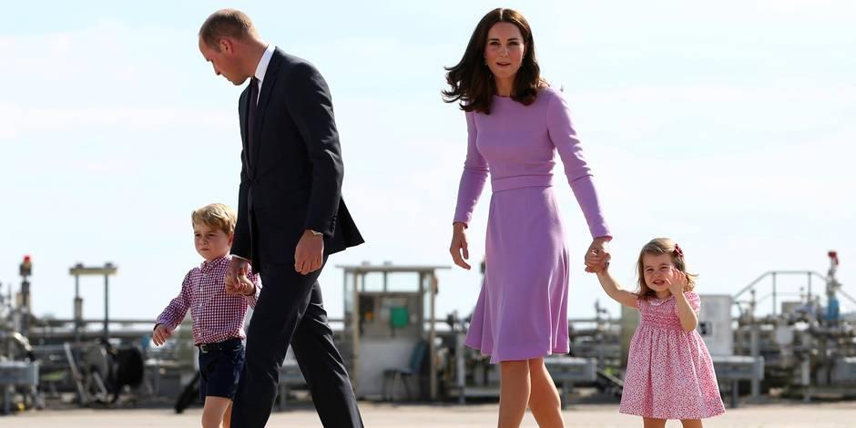Le bébé de Kate et William, c'est pour avril !