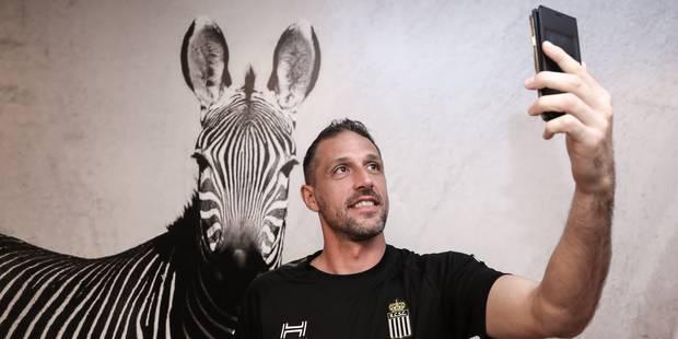 Nicolas Penneteau prolonge à Charleroi - La DH