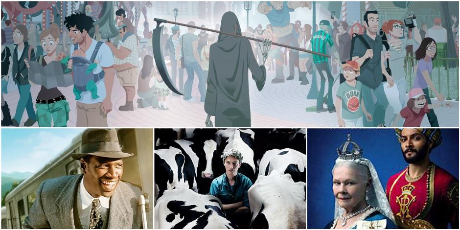 Les sorties ciné de la semaine: Zombillénium, Knock, Petit paysan, Confident royal & Good Time