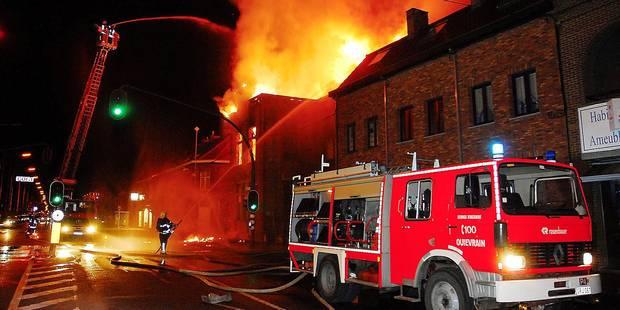 Mons : Elle boute le feu à l'habitation de sa belle-soeur - La DH