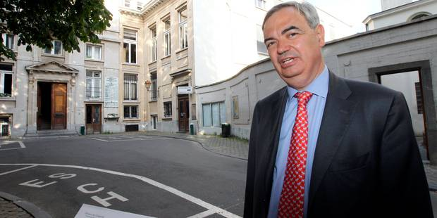 Olivier de Clippele se présentera à la Ville de Bruxelles, son fils Louis, à Ixelles - La DH