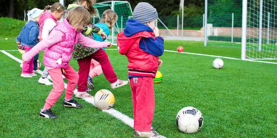 Les enfants qui n'aiment pas faire de sport, c'est grave
