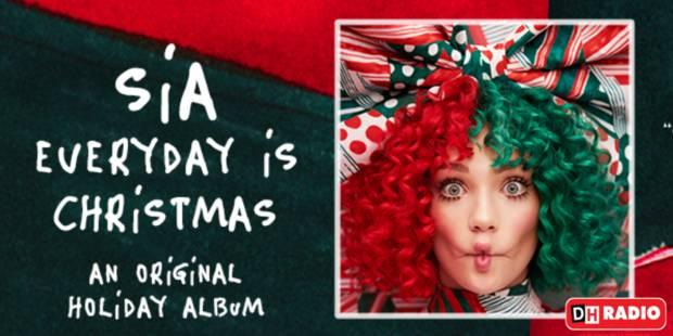 Sia sort un album de Noël - La DH