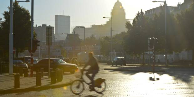 Bruxelles: Le projet de réaménagement de la Petite Ceinture sur la bonne voie - La DH