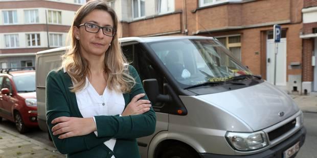 Anderlecht: Les camionnettes interdites de stationnement - La DH