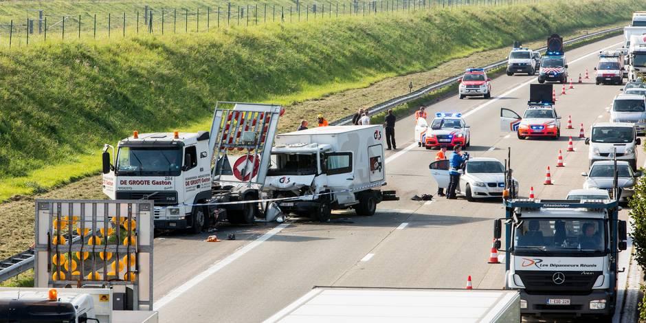 Pourquoi les chantiers routiers sont de plus en plus meurtriers - La DH