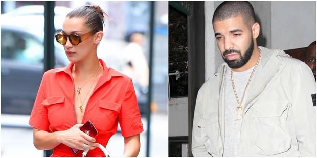 Bella Hadid et Drake, en couple depuis plusieurs mois? - La DH