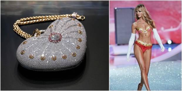 Voici le sac à main le plus cher du monde (et d'autres créations de l'artiste) - La DH