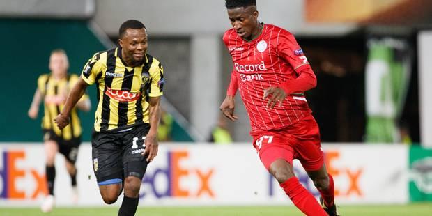 Europa League: Zulte Waregem contraint au partage face à Vitesse Arnhem - La DH