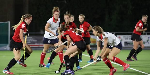 Le White Star se hisse à la deuxième place du classement après avoir battu Louvain 3-1 - La DH